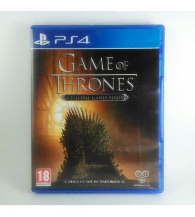 GAME OF THRONES A TELLTALE...