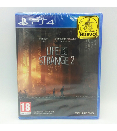 LIFE IS STRANGE 2