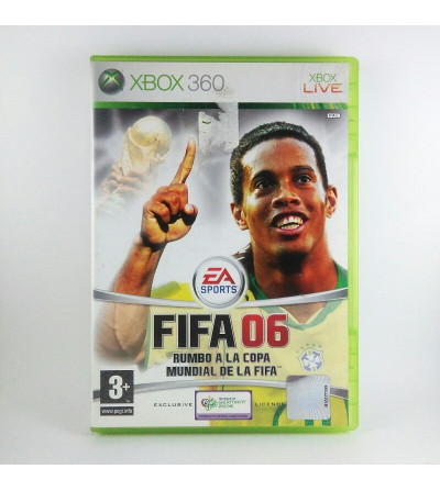 FIFA 06 RUMBO A LA COPA...