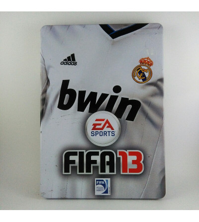 FIFA 13 EDICION REAL MADRID...