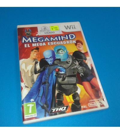 MEGAMIND EL MEGA ESCUADRON