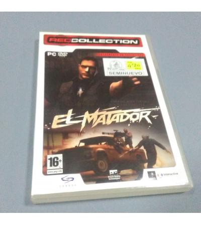 EL MATADOR - RED COLLECTION
