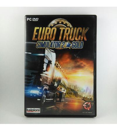 EURO TRUCK SIMULATOR 2 GOLD...