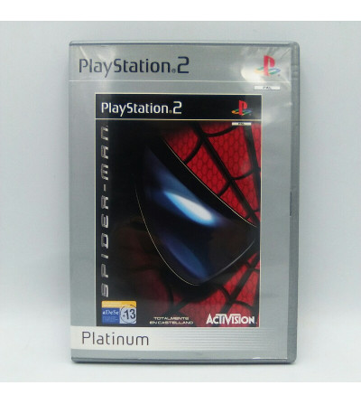 SPIDER-MAN - PLATINUM