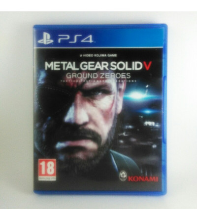 METAL GEAR SOLID V GROUND...