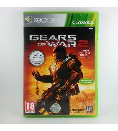 GEARS OF WAR 2 LA COLECCION...