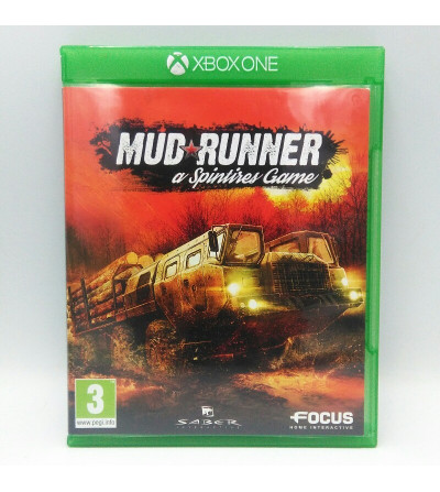 MUD RUNNER A SPINTIRES GAME