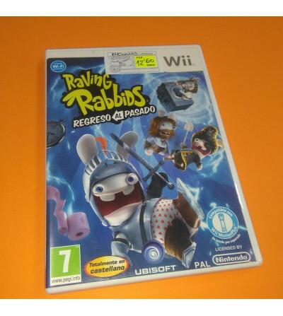 RAVING RABBIDS REGRESO EL...