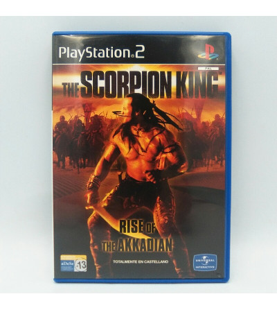 THE SCORPION KING RISE OF...