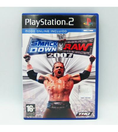 WW SMACKDOWN VS RAW 2007