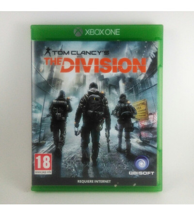 THE DIVISION TOM CLANCY´S