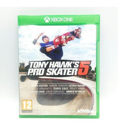 TONY HAWK´S PRO SKATER 5