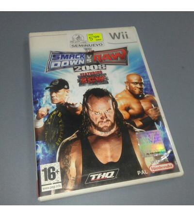 WW SMACKDOWN VS RAW 2008