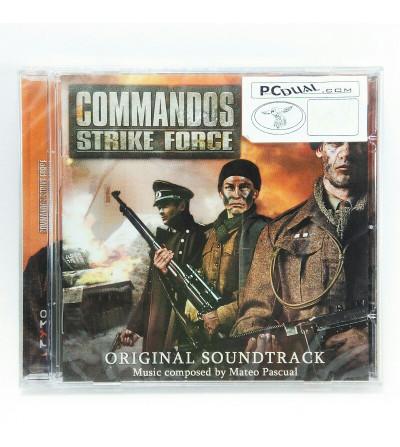 COMMANDOS STRIKE FORCE...