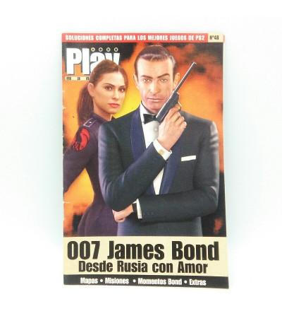007 JAMES BOND DESDE RUSIA...
