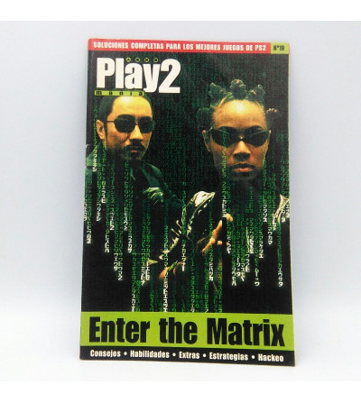 ENTER THE MATRIX & X-MEN 2...