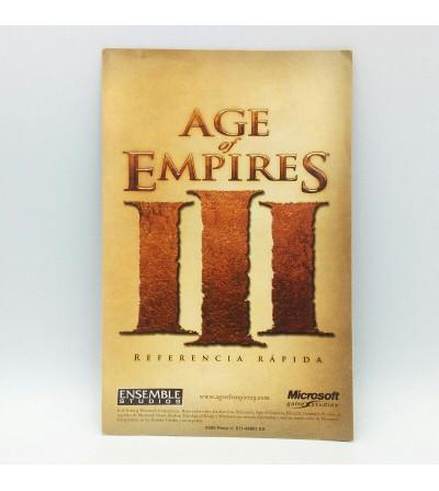 AGE OF EMPIRES III - GUIA...