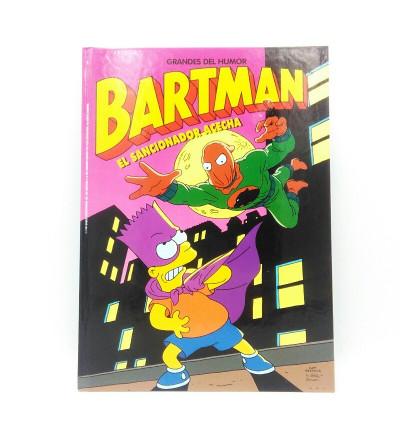 BARTMAN EL SANCIONADOR ACECHA