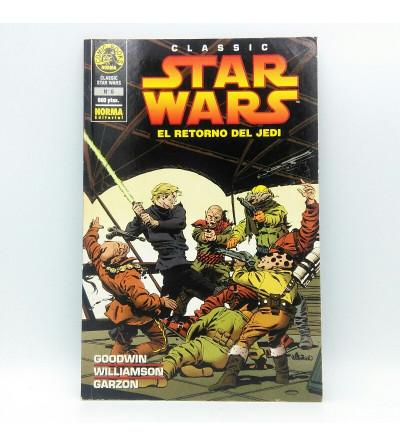 CLASSIC STAR WARS Nº 6 EL...