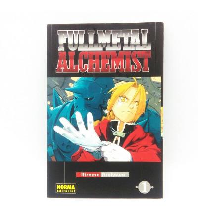 FULLMETAL ALCHEMIST VOLUMEN 1