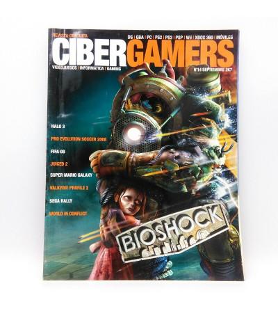CIBER GAMERS Nº 14