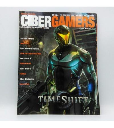 CIBER GAMERS Nº 16