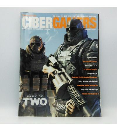 CIBER GAMERS Nº 18