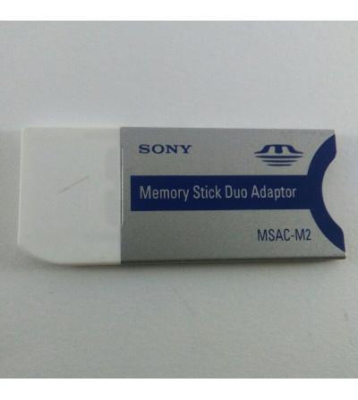 ADAPTADOR MEMORY STICK PRO...