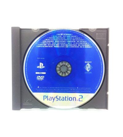 DEMO DISC PLAYSTATION 2 2001