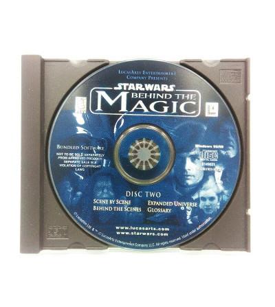 STAR WARS BEHIND THE MAGIC...