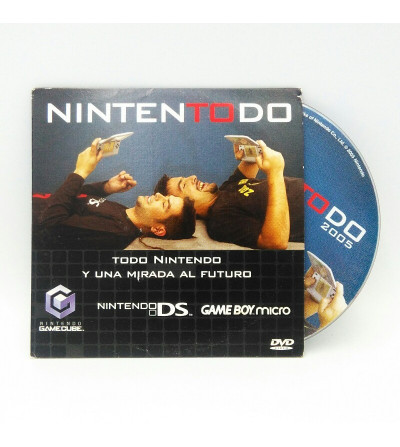 NINTENTODO - NINTENDO TODO