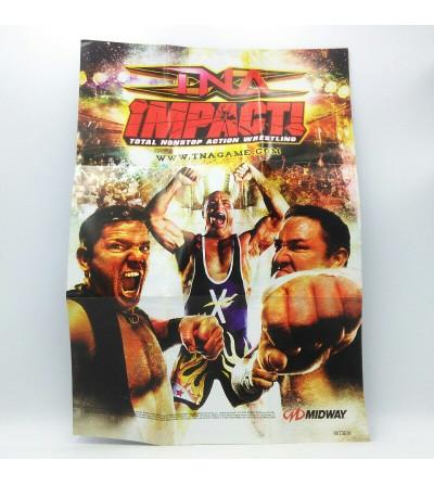 TNA IMPACT NONSTOP ACTION...