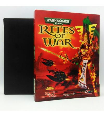 WARHAMMER 40,000 RITES OF...