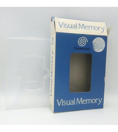 MEMORY CARD VISUAL MEMORY SEGA