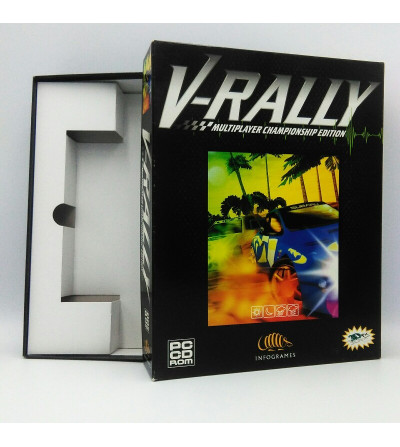 V-RALLY MULTIPLAYER...