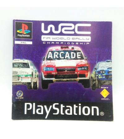 WRC ARCADE FIA WORLD RALLY...