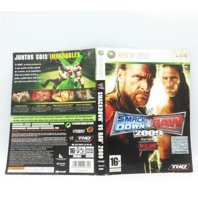 WW SMACKDOWN VS RAW 2009