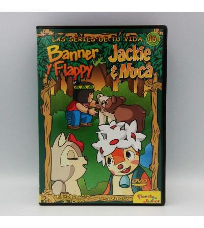 BANNER Y FLAPPY & JACKIE Y...