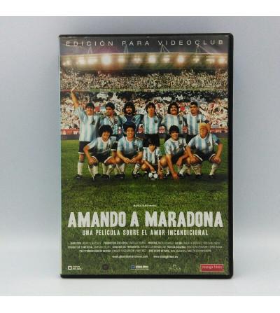 AMANDO A MARADONA - EDICION...