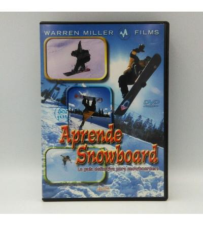 APRENDE SNOWBOARD LA GUIA...