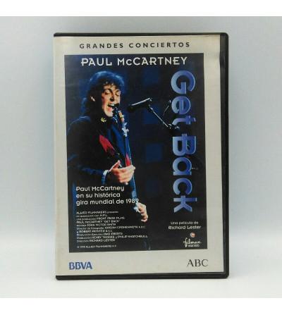GET BACK - PAUL MCCARTNEY -...