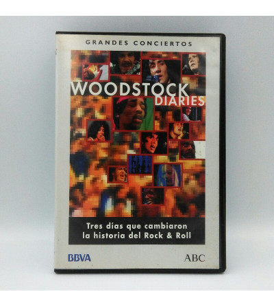 WOODSTOCK DIARIES -...
