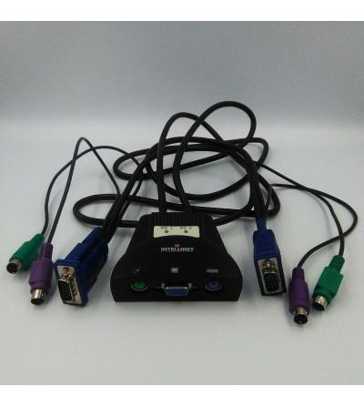 CABLE ADAPTADOR VGA A PS/2...