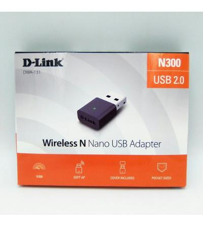 ADAPTADOR WIRELESS USB 2.0...