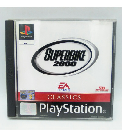 SUPERBIKE 2000 - EA CLASSICS
