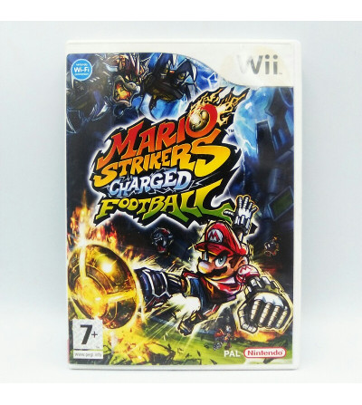 MARIO STRIKERS CHARGED...