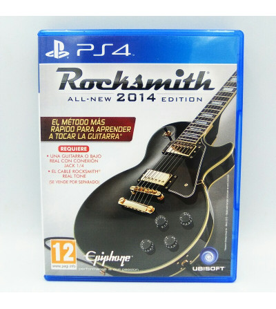 ROCKSMITH ALL NEW 2014 EDITION