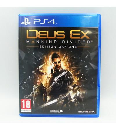 DEUS EX MANKIND DIVIDED DAY...