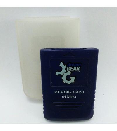 MEMORY CARD 64MB DREAM GEAR