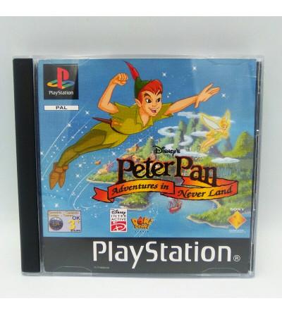 PETER PAN ADVENTURES IN...